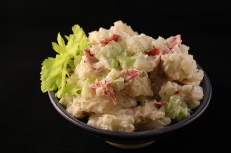 Mom's Red Potato Salad Recipe