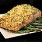 Dijon Crusted Salmon Recipe