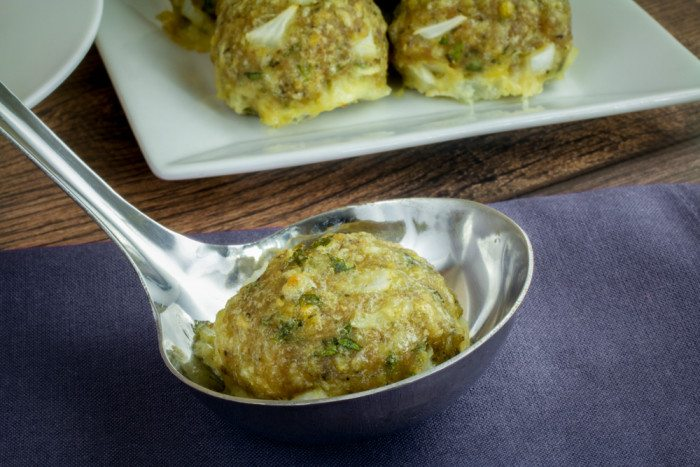 Parmesan Turkey Meatball