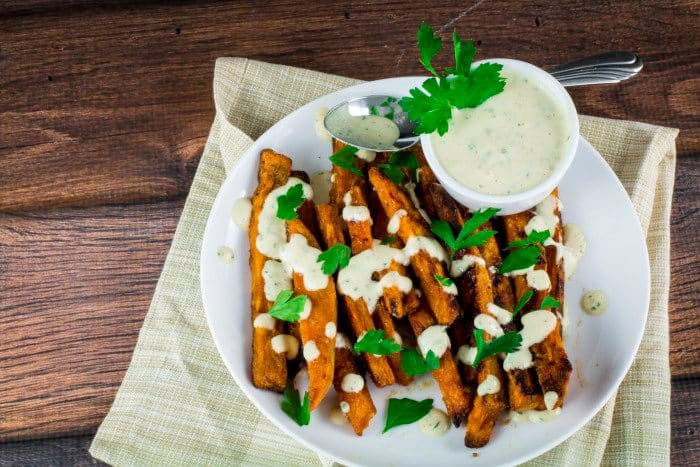 Sweet Potato Fries Recipe-1
