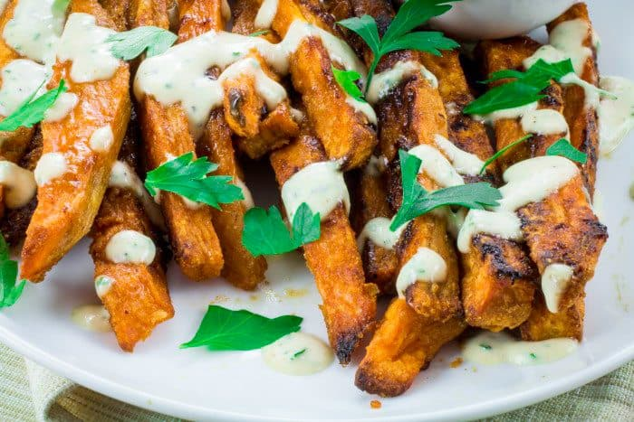Sweet Potato Fries Recipe-3