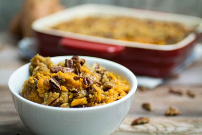 Easy Sweet Potato Casserole Recipe-11
