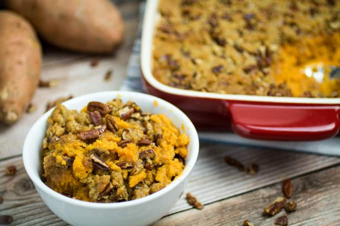 Easy Sweet Potato Casserole Recipe-9