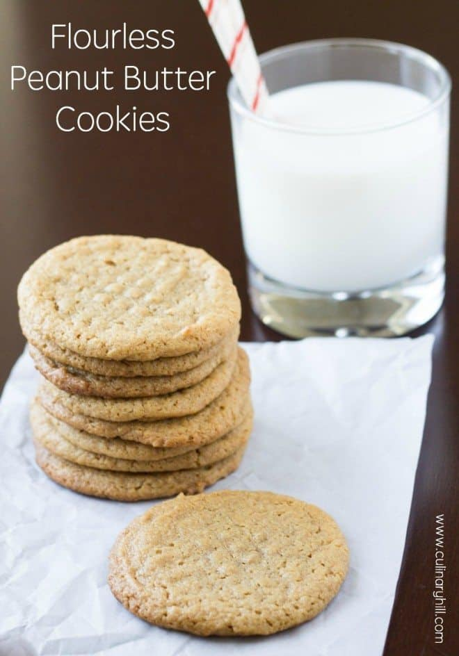 Flourless-Peanut-Butter-Cookies-Culinary-Hill-text-660x944