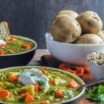 Lentil and Vegetable Soup Recipe