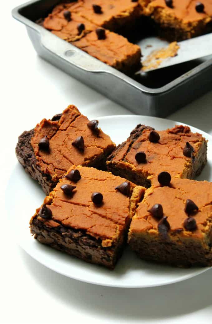 Pumpkin-Peanut-Butter-Layer-Brownies-4-e1445034940119