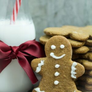 Gluten Free Gingerbread Men Cookies Recipe