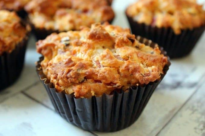 gluten free savory muffin recipe