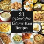 gluten free leftover ham recipes
