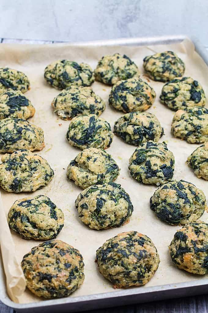 spinach balls recipe