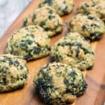 Best Ever Spinach Balls Appetizer