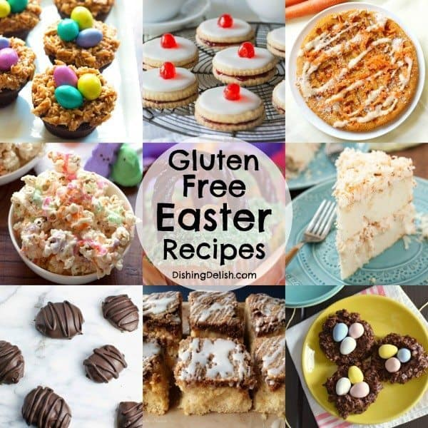 13 Gluten Free Easter Recipes