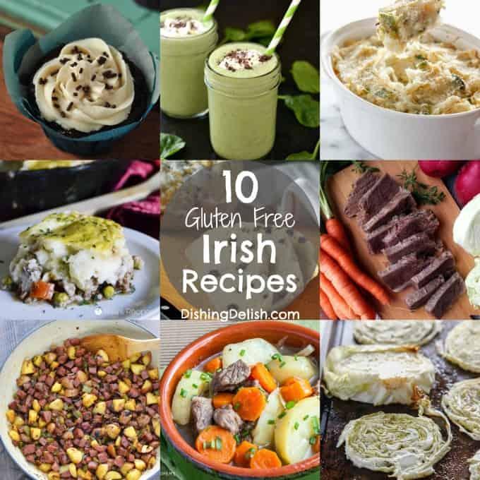 gluten free irish recipes