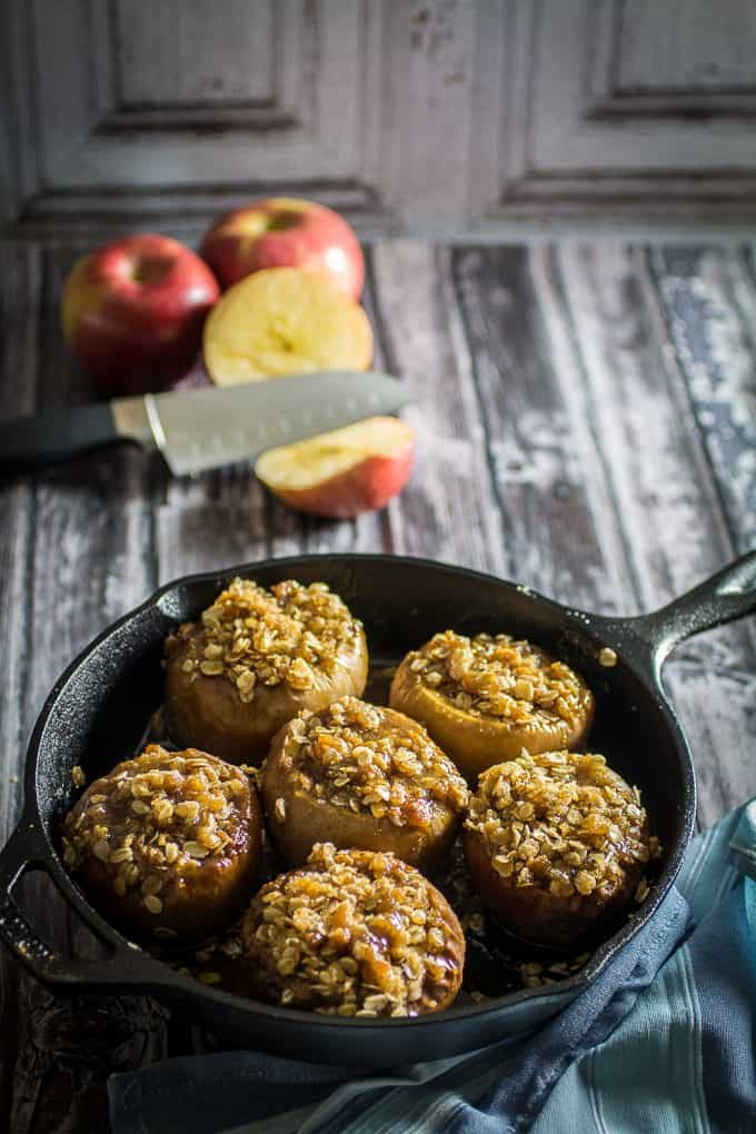 Cinnamon Baked Apples Recipe