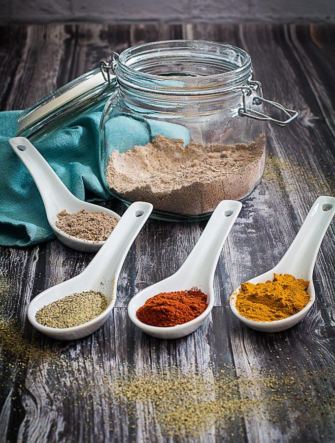 Fajita Seasoning Mix