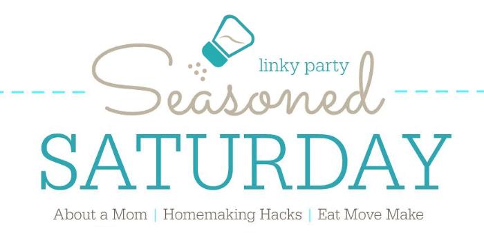 Seasoned Saturday Linky Party – Recipe Roundup!
