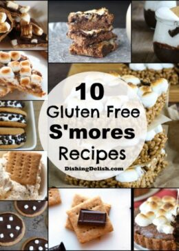 gluten free s'mores recipes