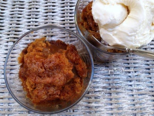 Gluten Free Pumpkin Desserts