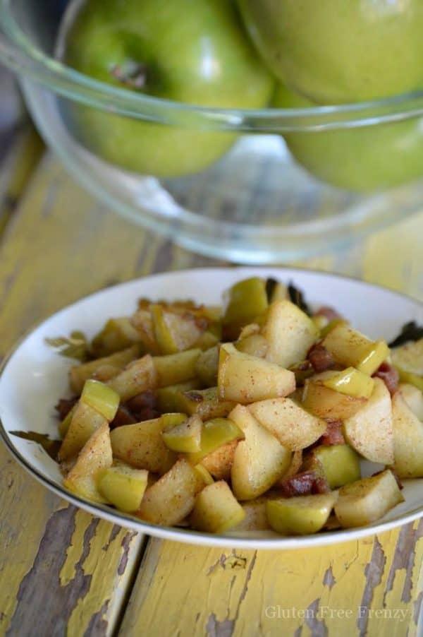 Gluten Free Apple Recipes