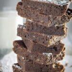 Avocado Brownies – Gluten Free!