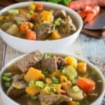 Paleo Beef Stew In The Slow Cooker