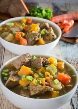 Paleo Beef Stew