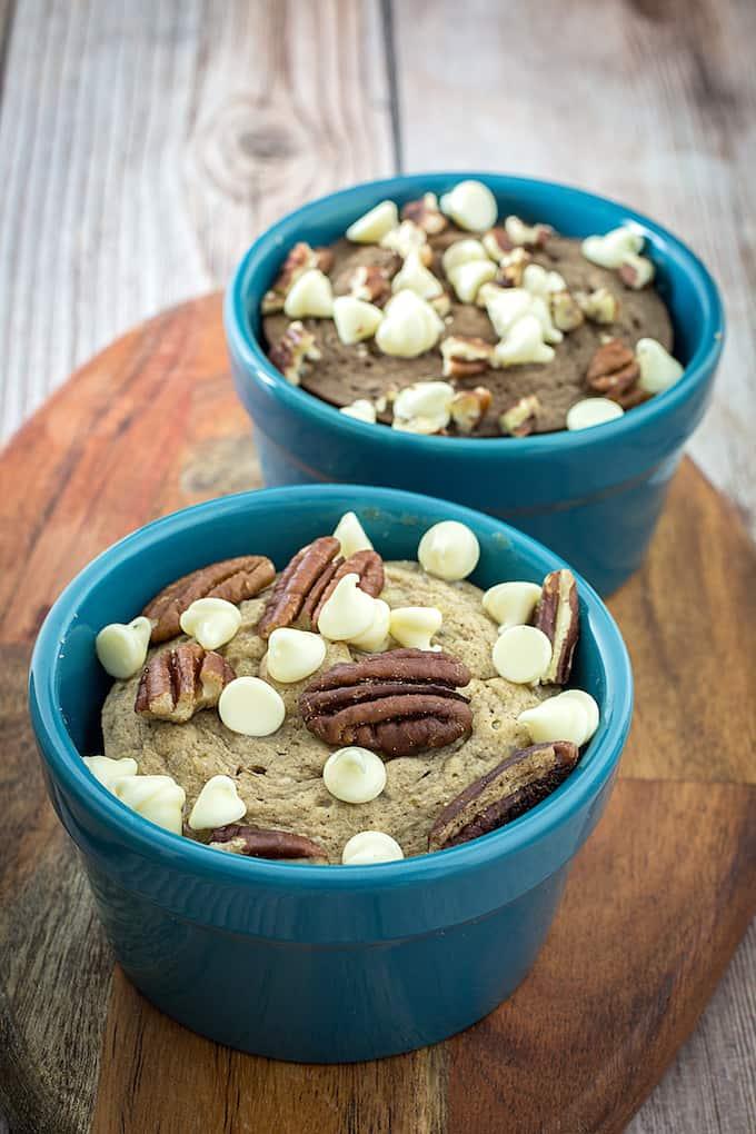 Banana Protein Mug Cake in 3 Minutes