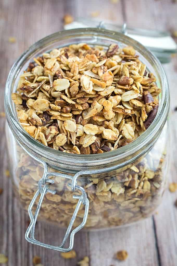 How To Make Granola – It's Easy!