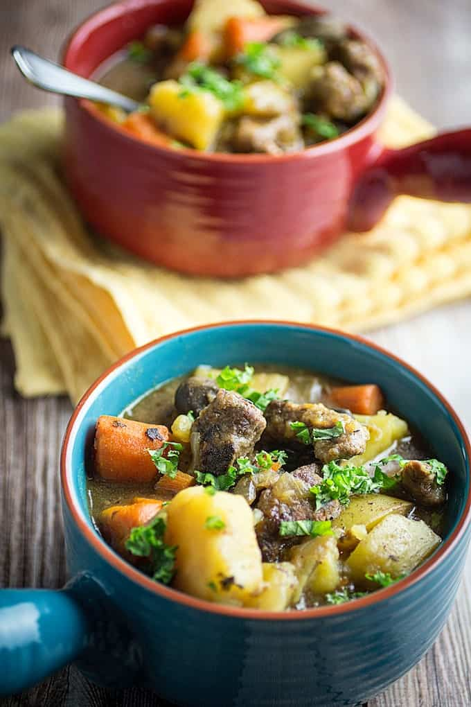 Comforting Instant Pot Beef Stew Recipe