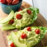 Simple Avocado Egg Salad Recipe – Gluten Free!