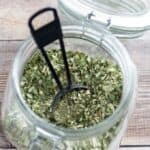 homemade ranch seasoning