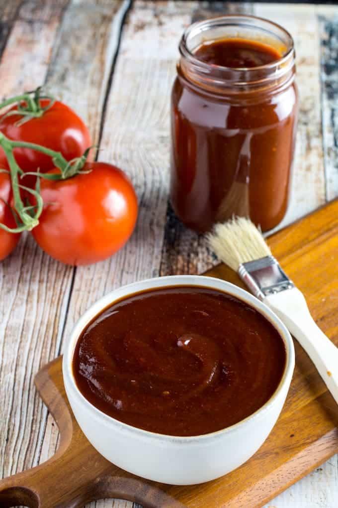 gluten free barbecue sauce recipe