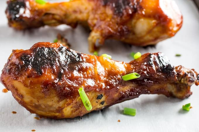 how to bake chicken drumsticks