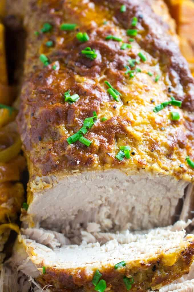boneless pork loin slow cooker
