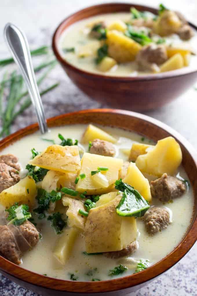 slow cooker zuppa tuscana