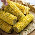 Instant Pot Corn On The Cob With Milk (Pressure Cooker Corn on the Cob)