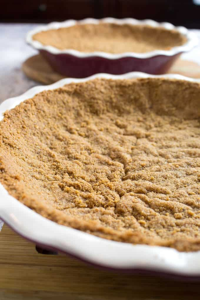 gluten free graham cracker crust-1