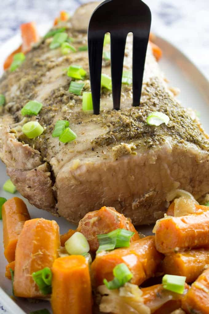 instant pot pork loin recipe