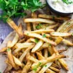gluten free french fries air fryer