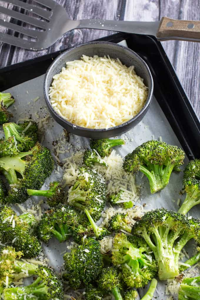 parmesan roasted broccoli 2