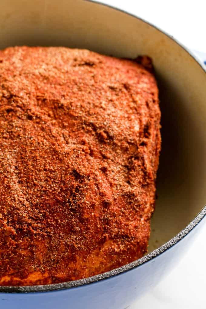 pork rub recipe