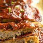 Crockpot Ribs Recipe