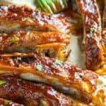Instant pot pork ribs