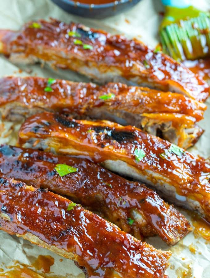 Instant pot ribs recipe