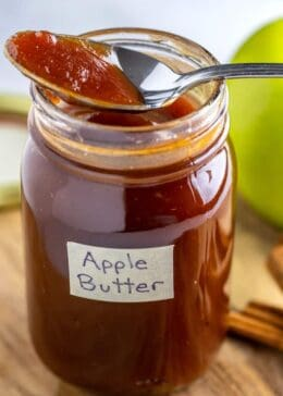 apple butter instant pot
