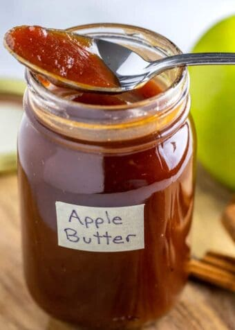 apple butter instant pot