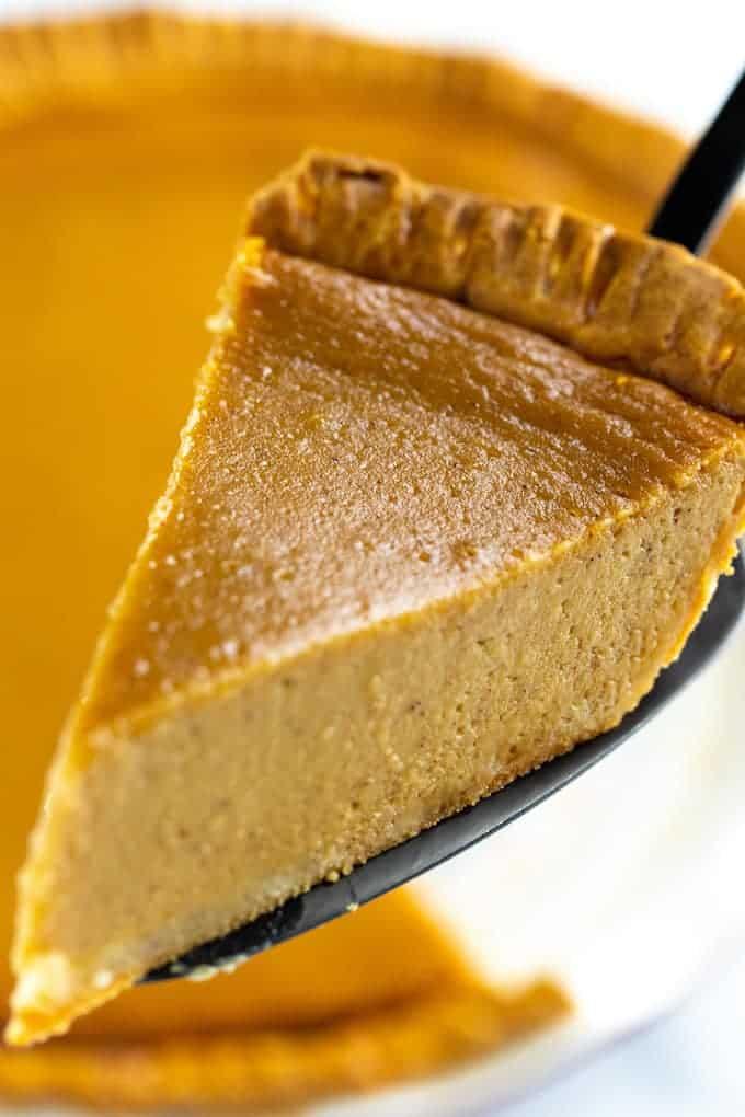 gluten free apple butter pie