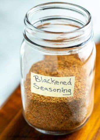 homemade blackened seasoning