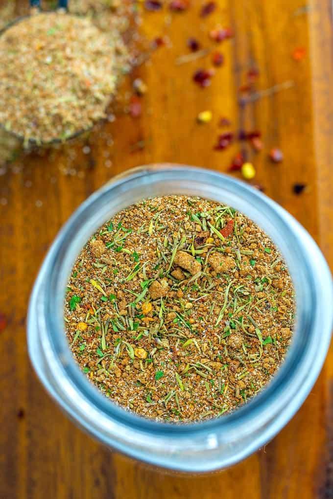 jamaican jerk seasoning rub