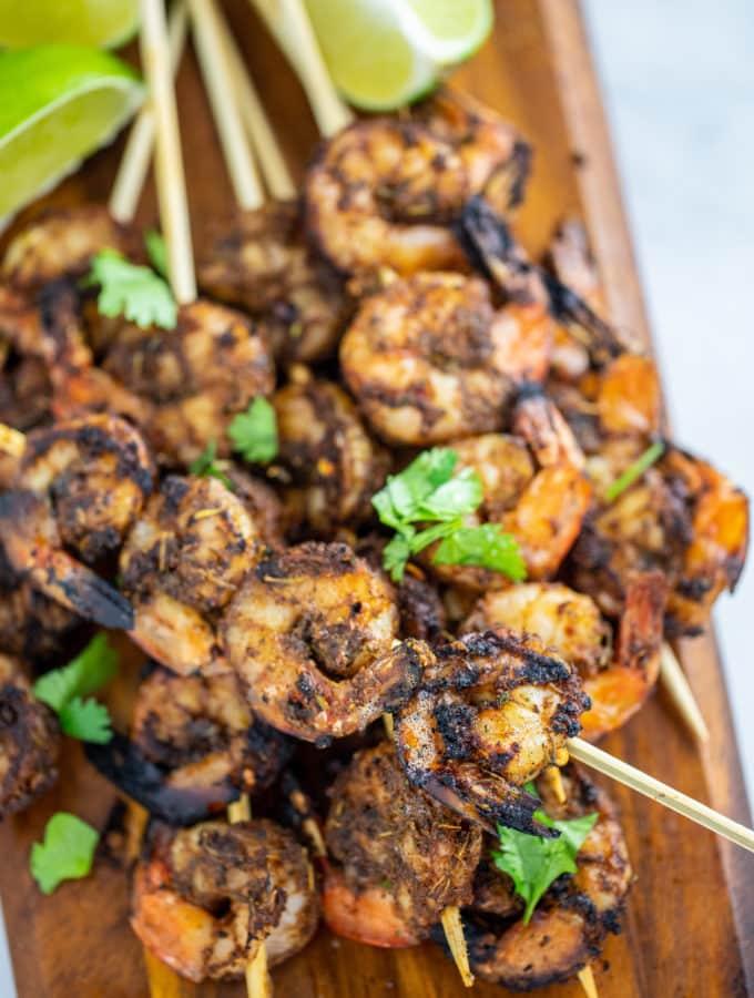 jamaican jerk shrimp recipe